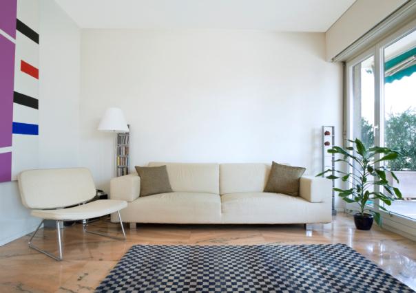 Clean modern living room aplosgroup for Clean modern living room